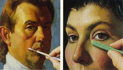 Daniel E. Greene - Portrait Artist, Subway Paintings, Still Lifes ...